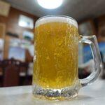 フレスガッセ - オーガニックビール 600円