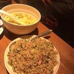 テムジン - 焼き飯 スープ付き
