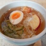 雅山GARDEN - 冷麺