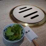 雅山GARDEN - テーブル