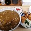 河金 - 料理写真:平日ランチ 河金丼 並 税込900円
