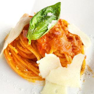 【お家でサバティーニのパスタをお召し上がりになれます】