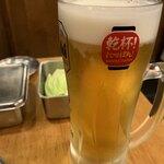 Kushikatsudengana - 美味しい〜。