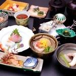 和食処 京かる - 料理写真:6000円ディナーコース(イメージ)