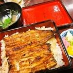寿恵川 - うな重(竹)