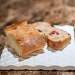 RISTORANTE&BAR EVOLTA - 自家製パン