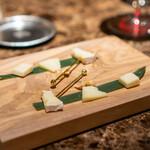 RISTORANTE&BAR EVOLTA - 3種類のチーズ