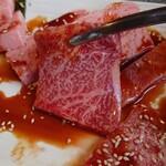 焼肉亭 桂 - イチボ