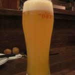 オレンチ - オレンチビール(2012/3/23)