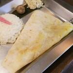 南インド家庭料理 カルナータカー - マサラドーサ