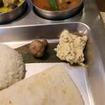 南インド家庭料理 カルナータカー - チャツネ