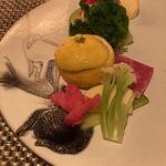 kiwa - 新潟野菜の柚子バーニャフレイダ