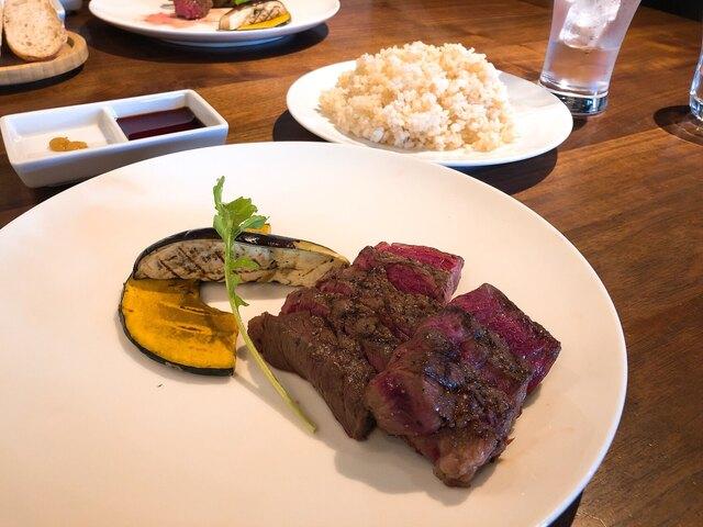 Steak & Lounge JBの料理の写真