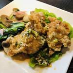 香水 -xiang shui- - 週替りランチセット〈油淋鶏〉