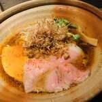 紀州麺処 誉 - 醤油ラーメン