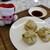 ユンユン - 料理写真:焼き小籠包(3個) ¥400