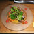 バルデリコ - カルパッチョ2種盛合せ580円