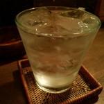 たちのみ うぺぽ - 泡盛 菊之露 ¥390