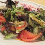 トスカーナの休日 - トスカーナ風野菜サラダ(662円)