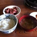 ジンギスカン料理 ろうかく荘 - サフォーク