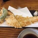 奈佳一 - 車海老の天ぷら