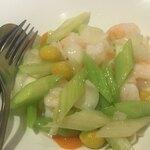 百菜百味 - 百合根と海老の炒め