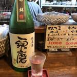 酒処 静 - 冷酒・純米酒は好き