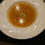 121987818 - 上海蟹入りふかひれスープ