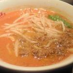 赤坂飯店 - 普通の担担麺