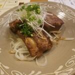 Yoshizakishokudou - 骨付きソーキ