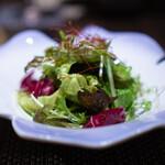 松阪牛 完全個室 肉割烹 WAGYU+  - チョレギサラダ
