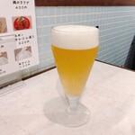 Hananoki@Plus - グラスのビール
