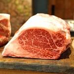 アカ - 山形黒毛和牛のヒレ肉