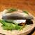 アカ - 料理写真:コハダのボカディージョ