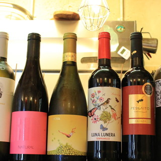 スペイン産ワインがお似合い♡シェリー酒やナチュラル派も気軽に