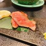 紅楽 - 牛ステーキ