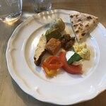 アルコバレーノ - 料理写真:前菜8種