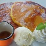 ちゅら海カフェ かふぅ - フレンチパンケーキ