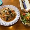 花てまり - 料理写真:パスタ中華ランチ