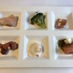 マカロニ食堂 - 前菜