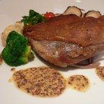 クレオール - Lunch(本日の肉料理-鴨のコンフィ)