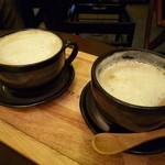 Cafe Slow Osaka - メイプルカフェオレなど
