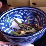 12200207 - 季節のつゆ「山菜おろし」