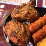 アジアン・インド・ネパールレストラン ヒマラヤ - タンドリーチキン