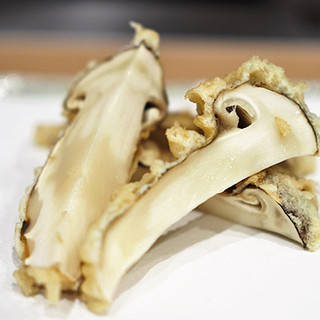 天ぷら 蕎楽亭