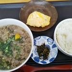 Onikuyakicchin - 肉吸い大盛定食 700円