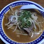 中華料理 哈爾濱 - みそラーメン