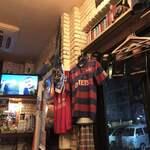122007732 - ラガーマン御用達店。近鉄ライナーズ。