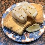 すし弁慶 - 炙り平貝