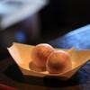 たねや日牟禮茶屋 - 料理写真:つぶら餅